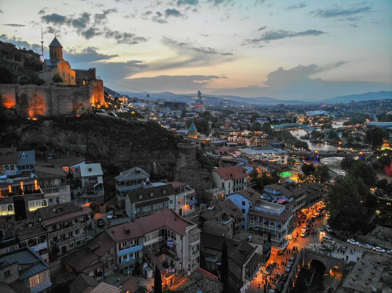 A Travel Guide to Tbilisi Can Help You Have a Better Georgian Holiday